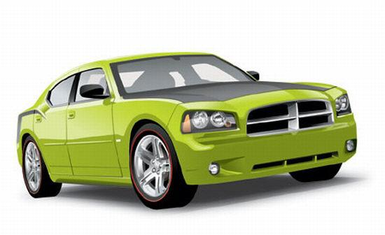 2006 Dodge Charger Illustration Car Picture