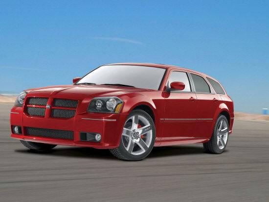 2006 Dodge Magnum Illustration Car Picture