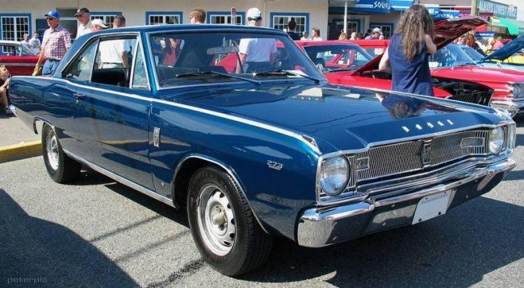 1967 Dodge Dart GT Car Picture