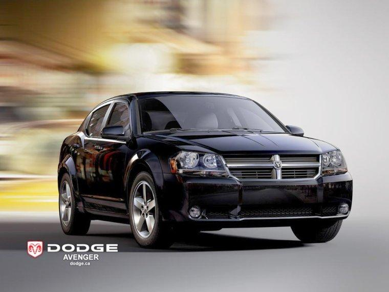 2007 Dodge Avenger Car Picture