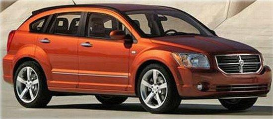 2007 Dodge Caliber Car Picture