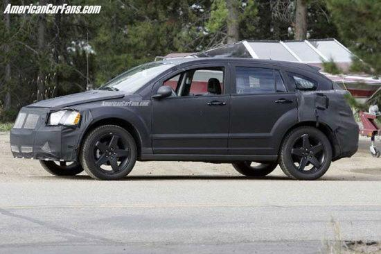 2007 Black Dodge Caliber Concept Car Picture Dodge Car Pics