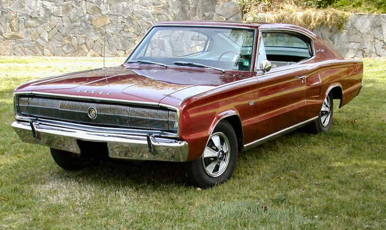 1966 Dodge Charger Car Picture