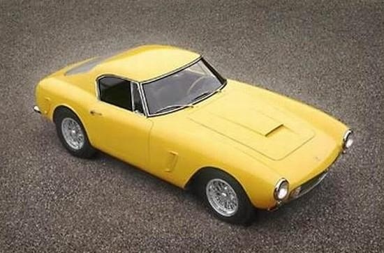 1960 Ferrari 250GT Car Picture