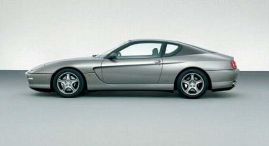 Left Side Ferrari 456M GT Car Picture