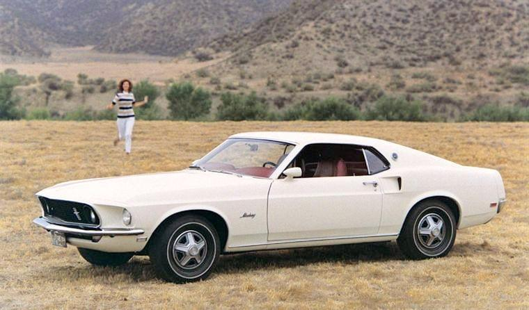 1969 Ford Mustang Fastback Car Picture