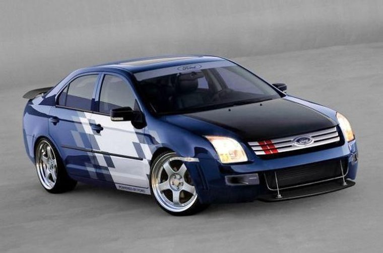 2005 Ford Fusion HR Car Picture