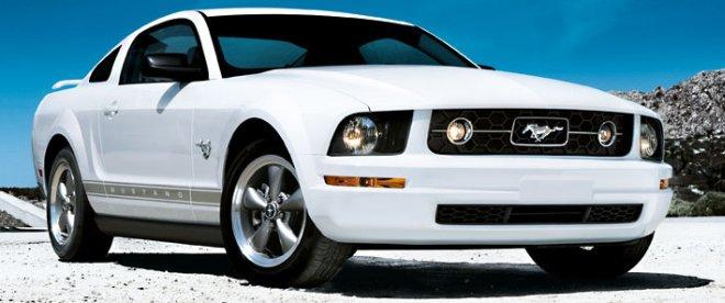 2009 Ford Mustang Car Picture