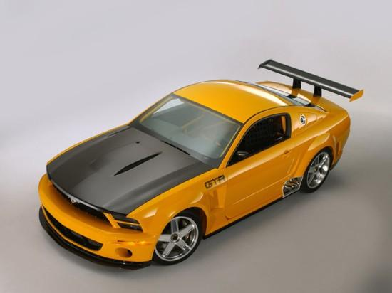 2004 Ford Mustang Concept Car Picture