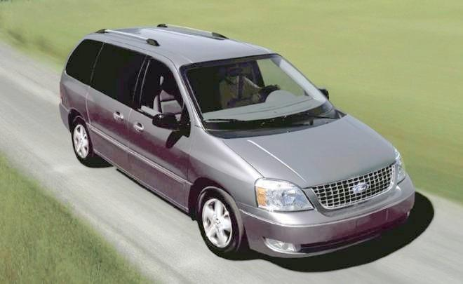 2006 Ford Freestar Minivan Picture