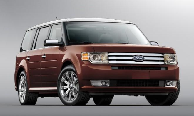 2009 Ford Flex CUV Picture