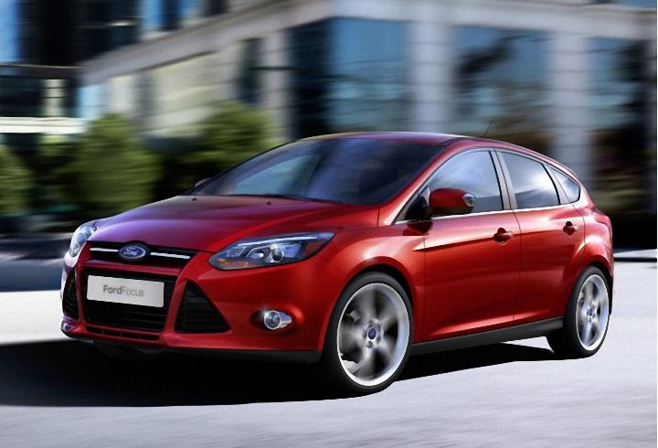2012 Ford Focus Car Picture