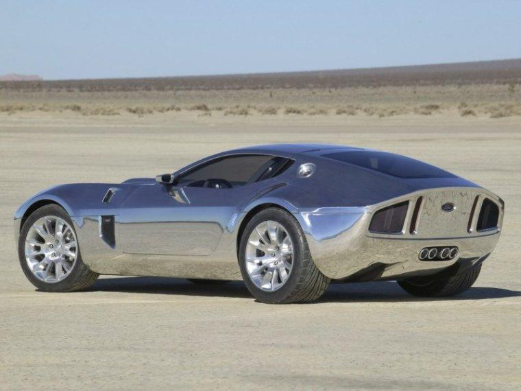 Ford Mustang Shelby Concept Car Picture