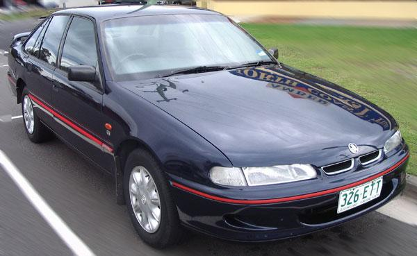 1996 Holden Commodore VS Car Picture