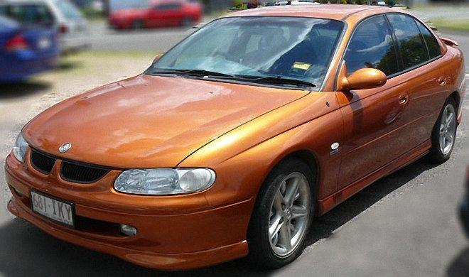 1999 Holden VT Commodore Car Picture