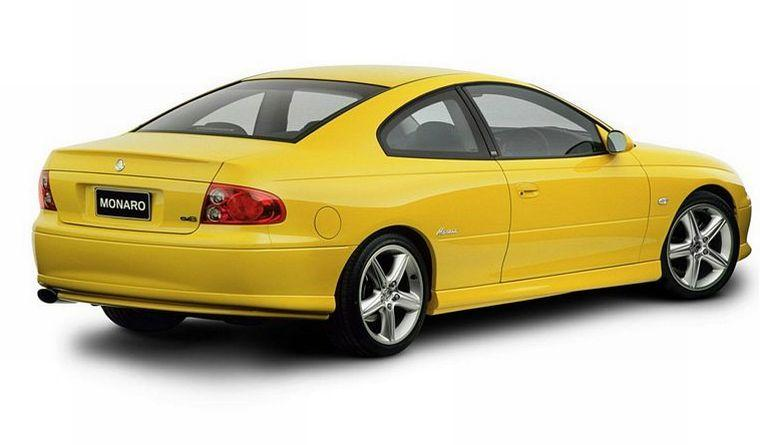 2001 Holden Monaro Car Picture