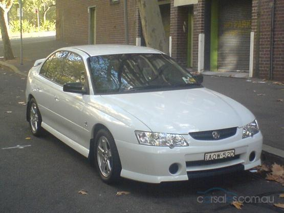 2003 Holden Commodore VY Car Picture