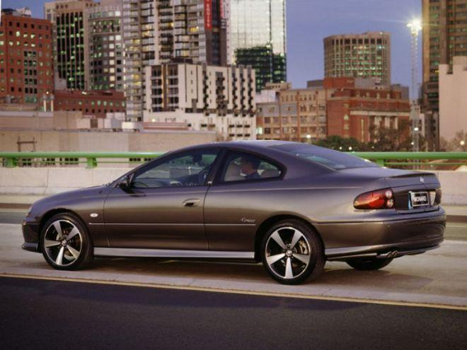 2003 Holden Monaro CV8 Car Picture