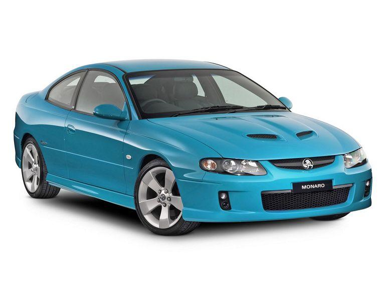 2004 VZ Monaro Car Picture