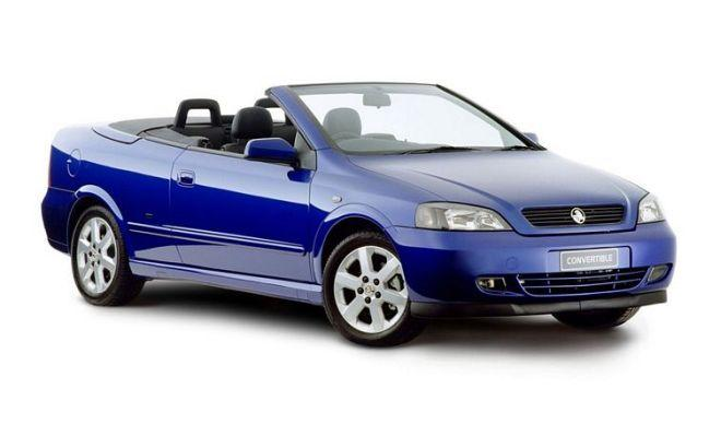 2005 Holden Astra Convertible Car Picture