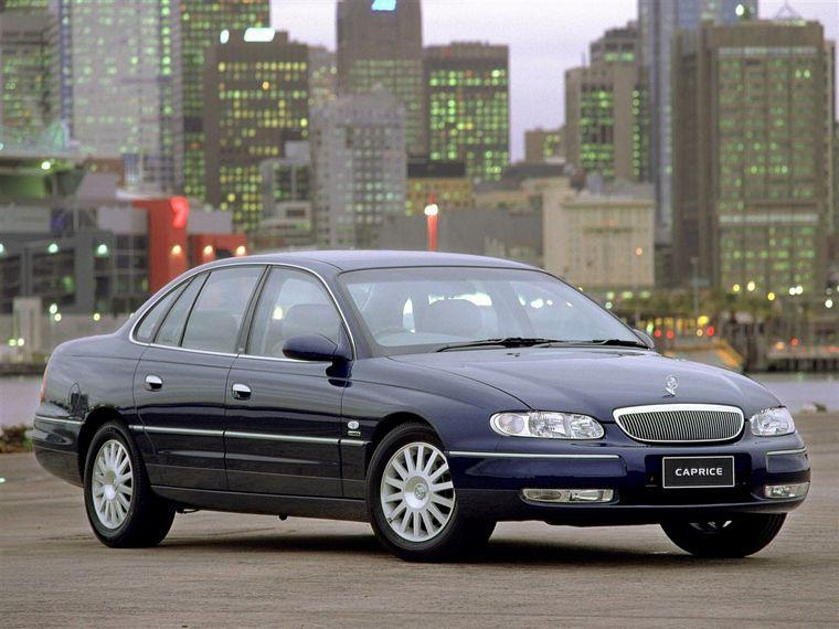 2005 Holden Caprice Car Picture