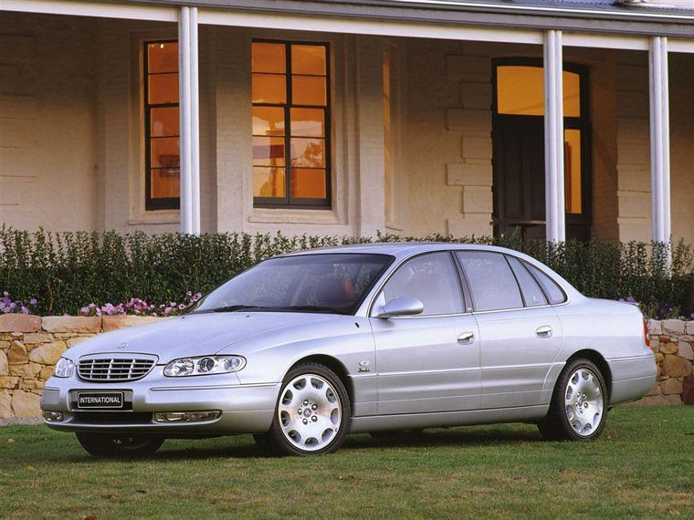 2005 Holden Statesman Car Picture