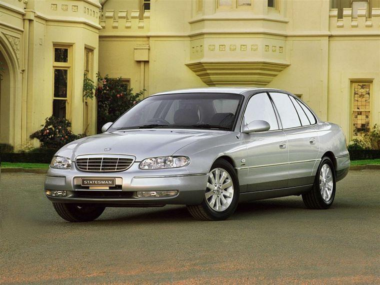 2006 Holden Statesman Car Picture