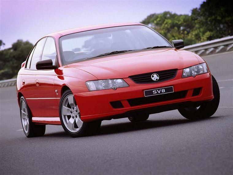 2006 Holden Commodore CV8 Car Picture