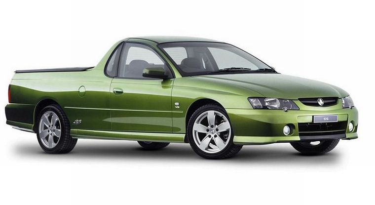 2006 Holden Ute SS Car Picture
