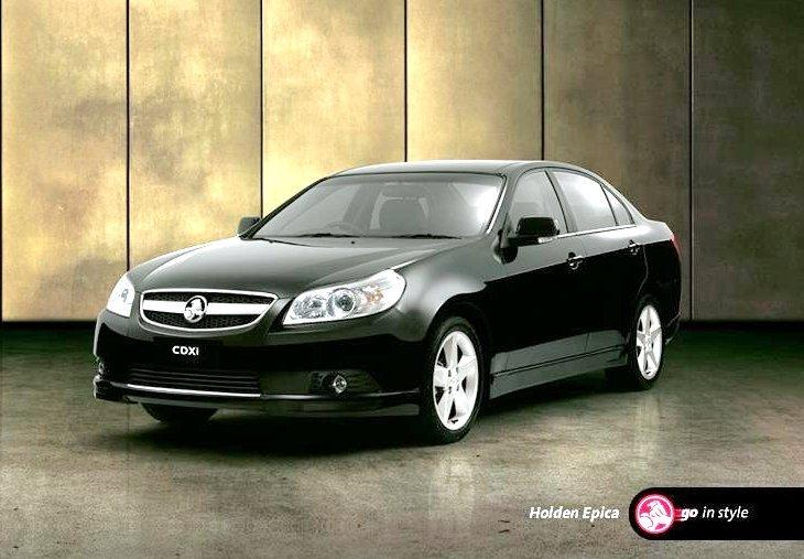 2007 Holden Epica Car Picture