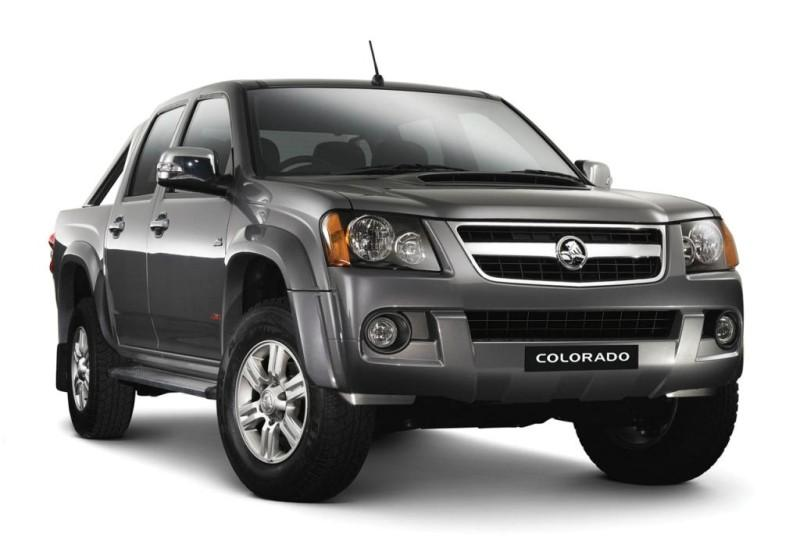 2008 Holden Colorado LT-R Truck Picture