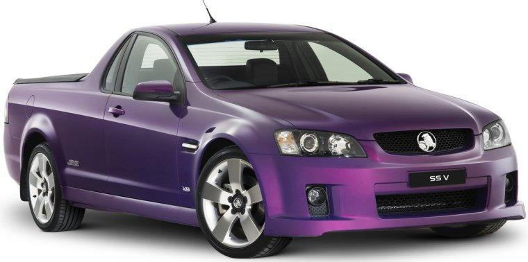 2008 Holden VE Ute Car Picture