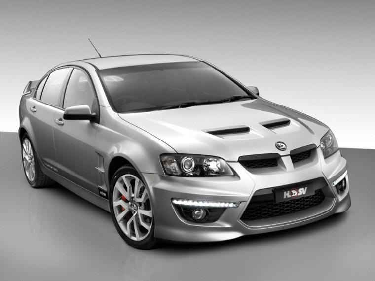 2010 Holden HSV E Series Car Picture