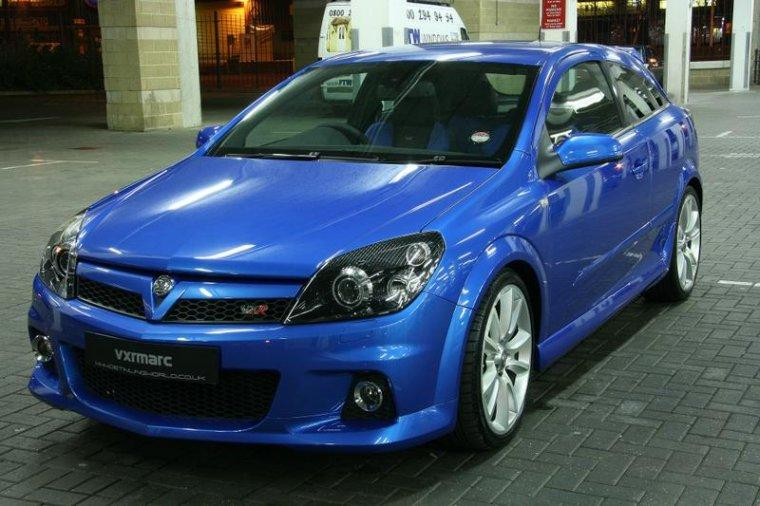 Holden Astra VXR Car Picture