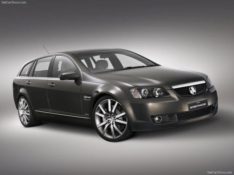 2008 Holden VE SportWagon CUV Picture