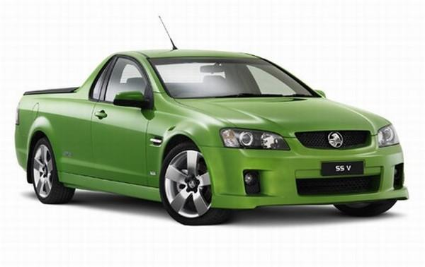 2008 Holden UTE Truck Picture