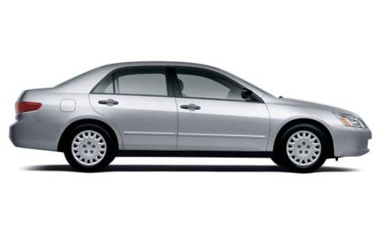 2005 Honda Accord Sedan Car Picture
