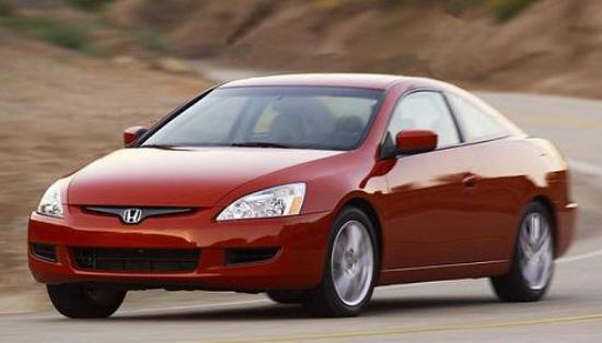 2003 Honda Accord Coupe Car Picture