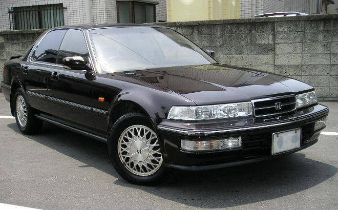 1992 Honda Inspire Car Picture