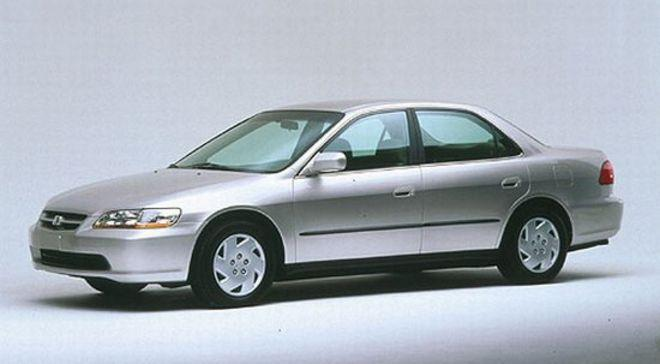 2000 Honda Accord Car Picture