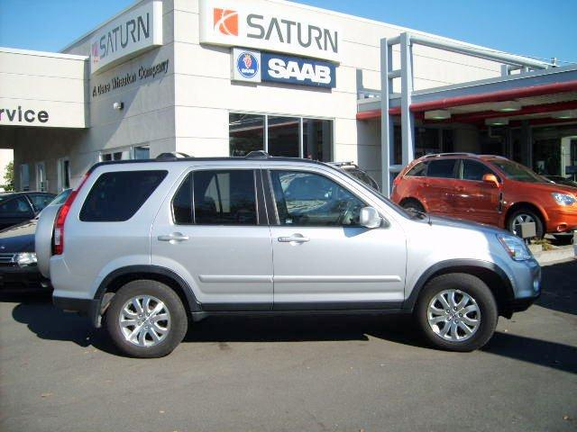 2006 Honday CR-V SUV Picture