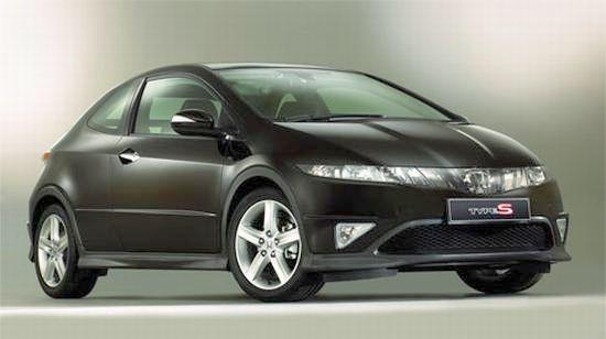 2007 Honda Civic Type S Car Picture