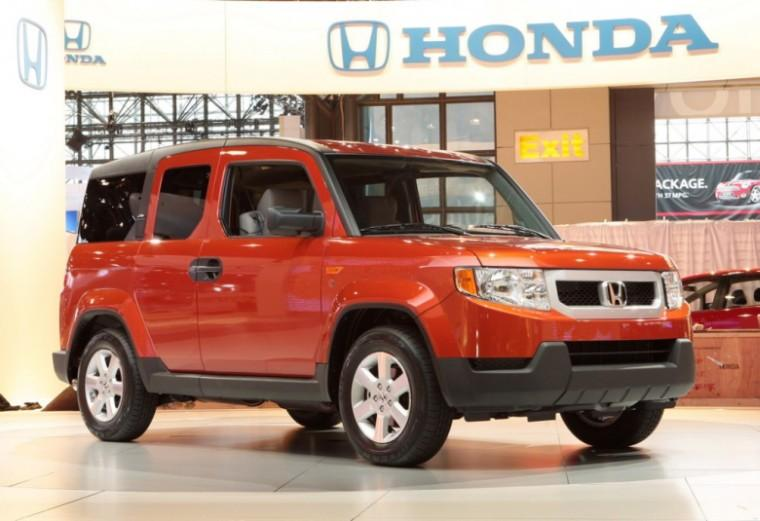 2010 Honda Element CUV Picture