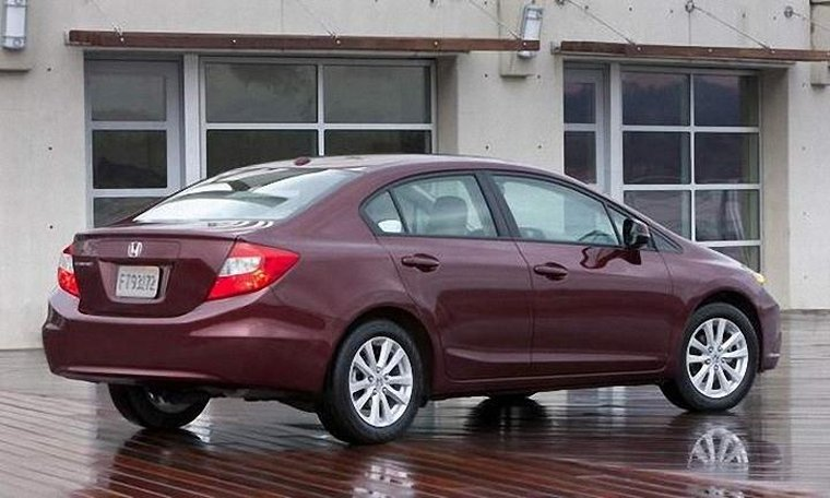 2012 Honda Civic Hybrid Car Picture