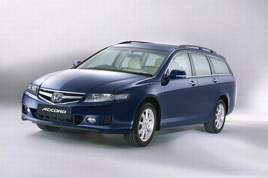 2006 Honda Accord Wagon Car Picture