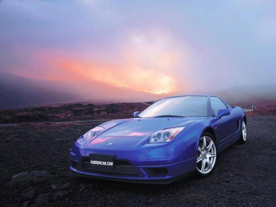 Honda NSX Car Picture