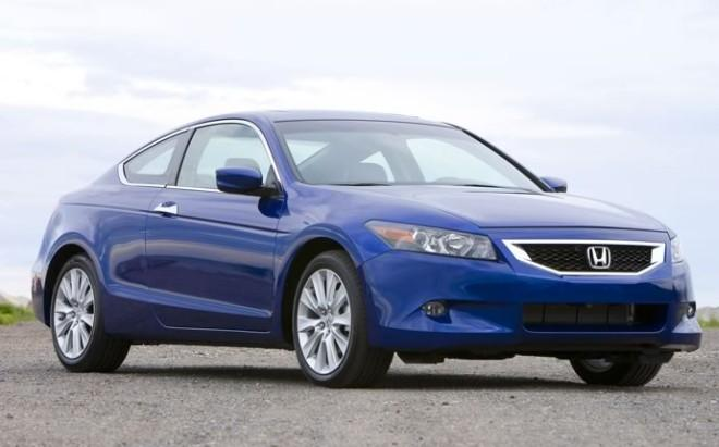 Front Right 2008 Honda Accord Coupe Car Picture