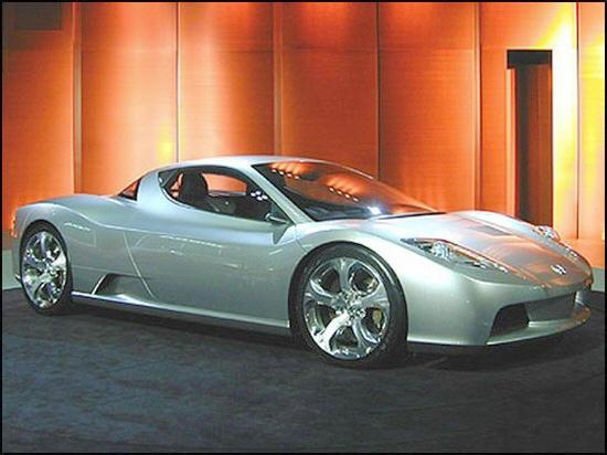 2004 Honda Concept Car Car Picture