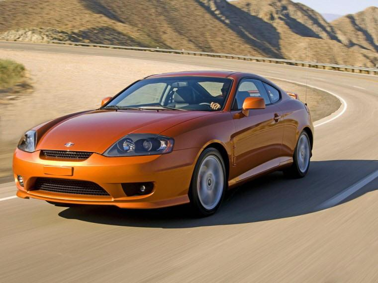 2006 Hyundai Tiburon SE Coupe Car Picture