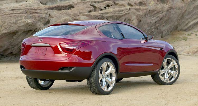 Rear Right 2006 HCD9 Talus Concept Car Picture